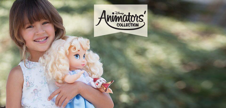 Принцессы Disney в детстве