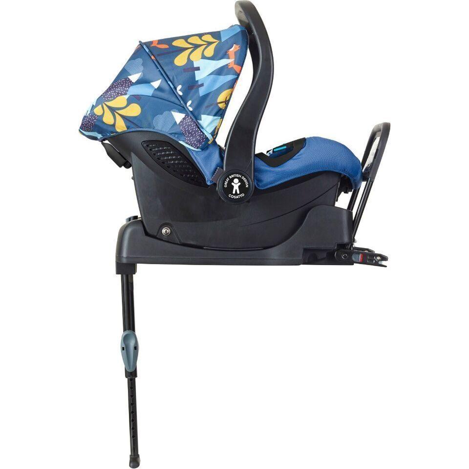 Купить детская коляска COSATTO Fly Port Isofix 2 в 1 Fox Tale
